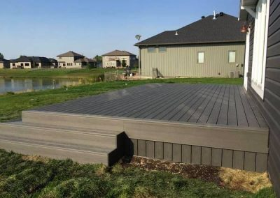 Trex Enhanced Clam Shell Decking